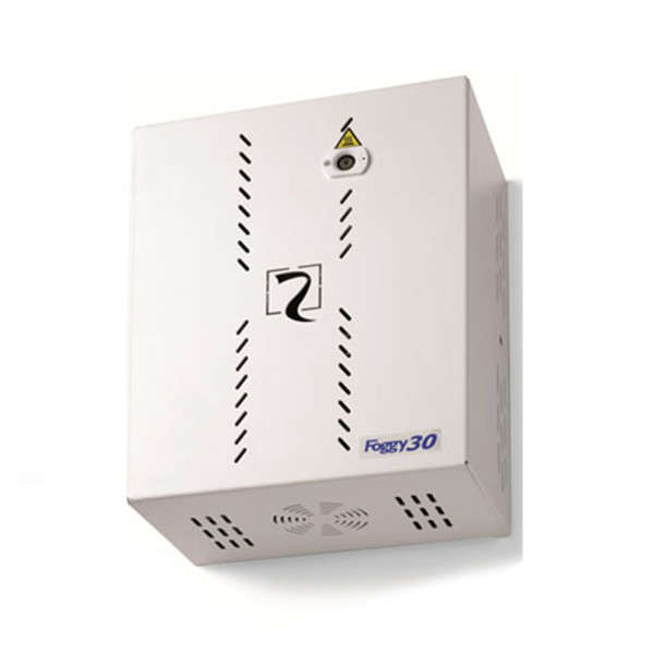 GENERATEUR DE FUMEE 300M³, BOX BLANC, 50X10