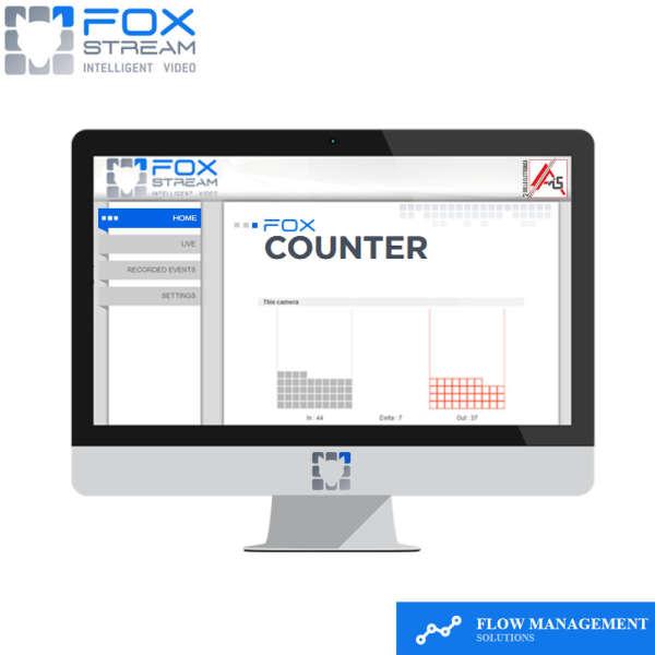 LICENCE COMPTAGE, 1CH, 1SERVICE +FOXCLOUD CONFIG, POUR NRFOX2XX & 3XX