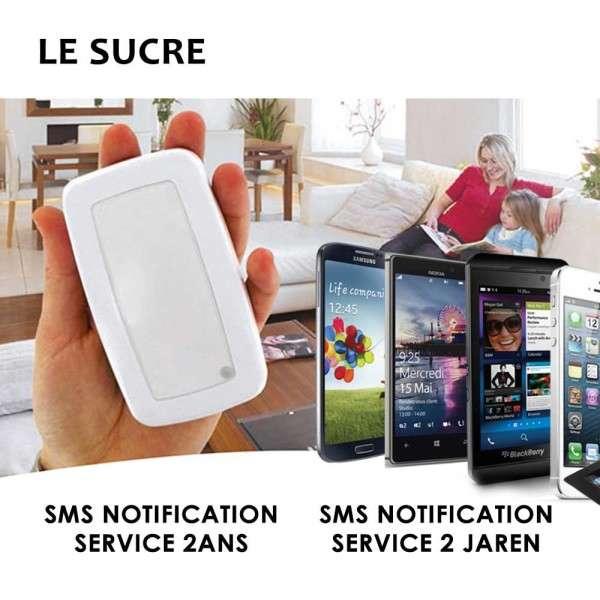 LE SUCRE, LICENCE SMS ILLIMITES, 2 ANS