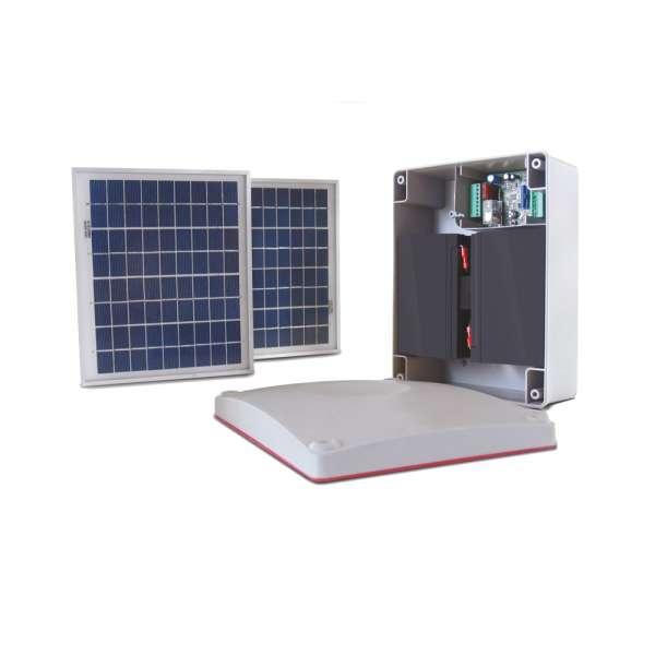 SUN POWER KIT ALLIMENTATION SOLAIRE POUR SYSTEMES AUTOMATISATION 24VDC