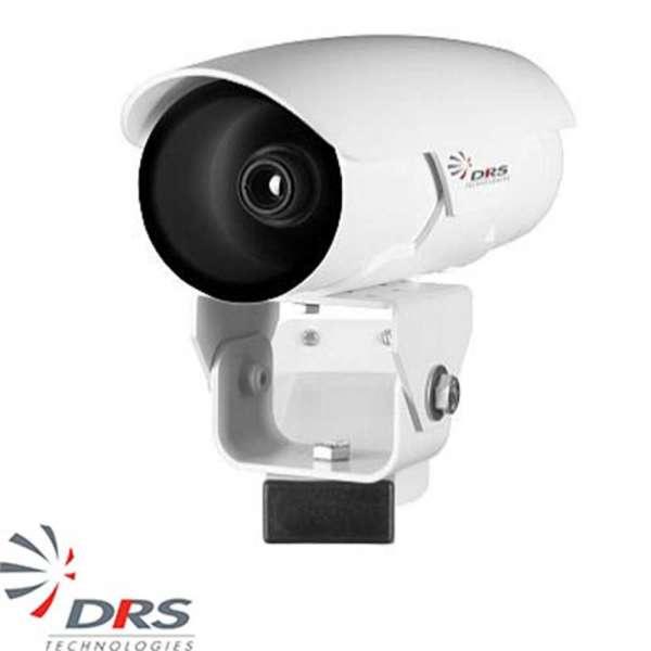 CAMERA THERMIQUE IP/ANALOGUE 6500 320X240 PIXELS 9°, ALARME E/S, 25 IPS