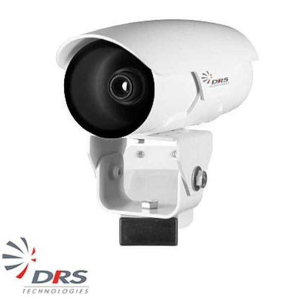 CAMERA THERMIQUE IP/ANALOGUE 6500 320X240 PIXELS 42°, ALARME E/S, 25 IPS