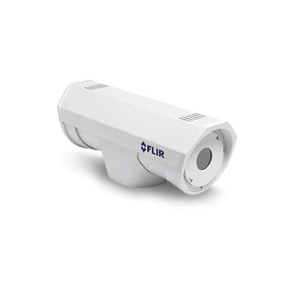 CAMERA THERMIQUE IP/ANALOGUE, 7°, POE CL3 12VDC