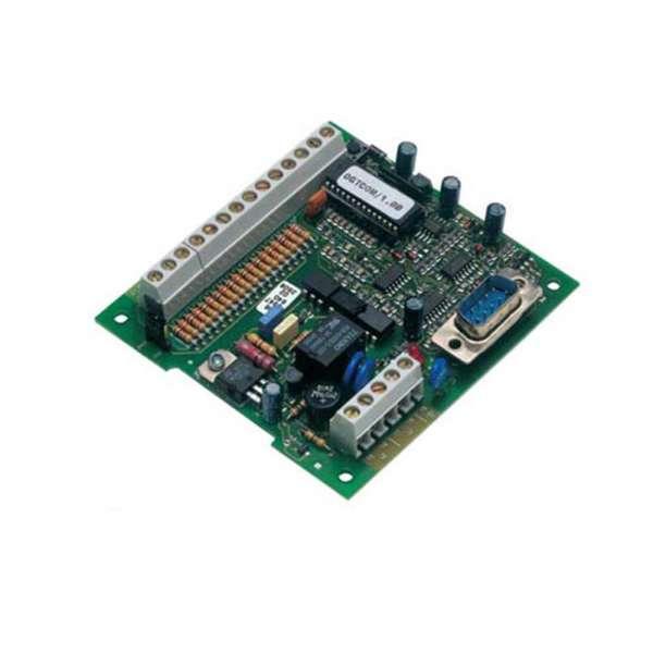 TRANS. DIGITAL 8 CANAUX, PROG. PC VIA RS 232, CONTACT ID, PCB
