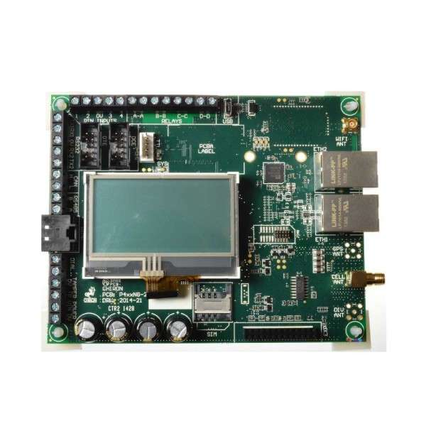 MODULE CHIRON UNIVERSEL, LCD DE PROGRAMMATION, 2 X IP & 3G