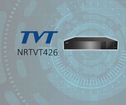 NVR IP 16CH POE, 8MP @ 25FPS, ONVIF, 4 SATA, HDMI 4K, AL 16IN-4OUT