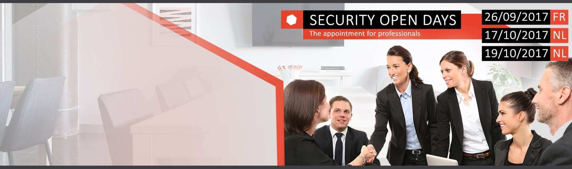 SECURITY OPEN DAYS