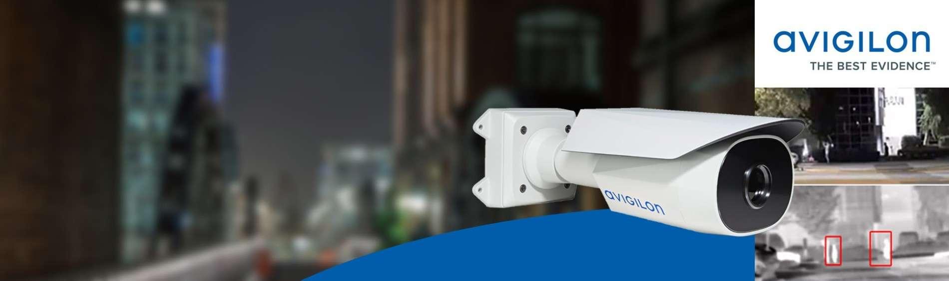 Caméra H4 Thermique avec analyse vidéo et auto-apprentissage