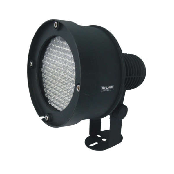 INFRA SPOT LED 40M, 120 GRADEN, OUTDOOR, 12VDC / 24VAC, IP65, -30/+40°