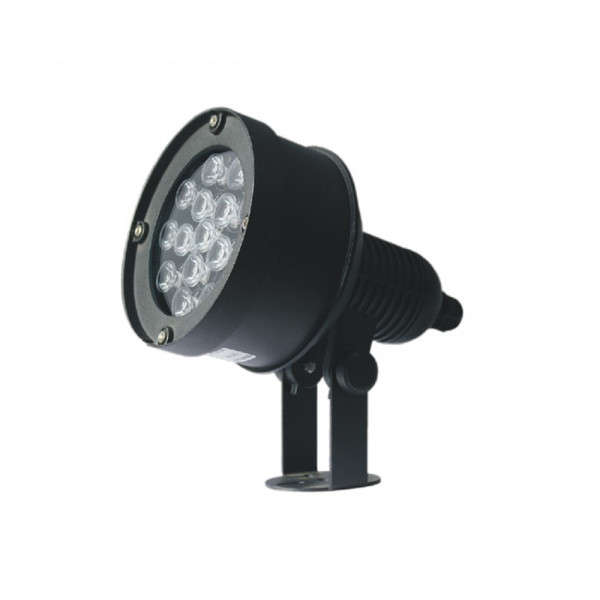 INFRA SPOT LED 80M, 60 GRADEN, OUTDOOR, 12VDC / 24VAC, IP65, -30/+40°