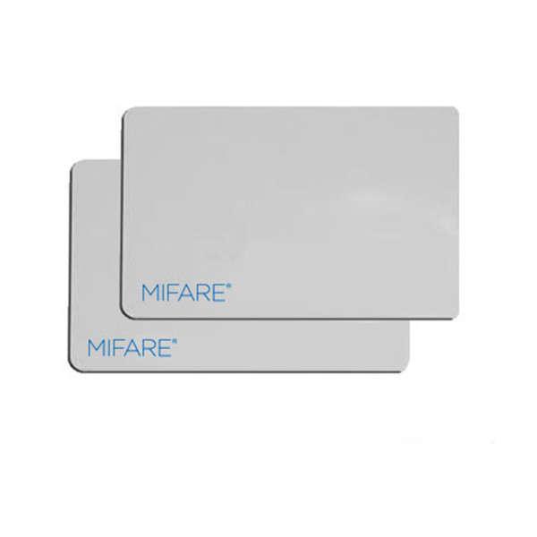 PROXIMITY MIFARE CARD, VOOR ACCENTIC MIFARE LEZER