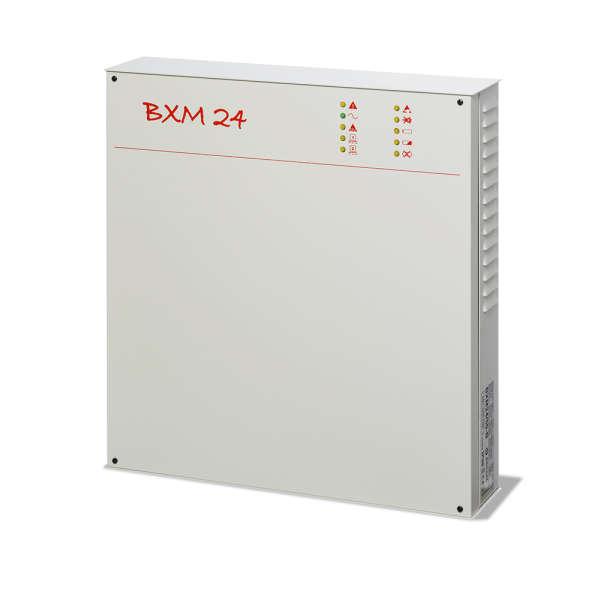 GESCH. VOEDING 24VDC 5A +BOX, BUS J400, KORTSLUITING BEV. (377X405X96)