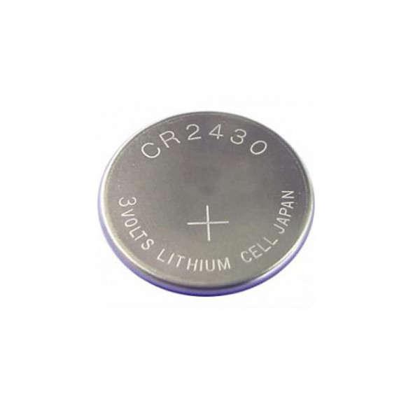 LITHIUM BATTERIJ 3 VOLT TX MULTICHANNEL & TAXI (CR2430)