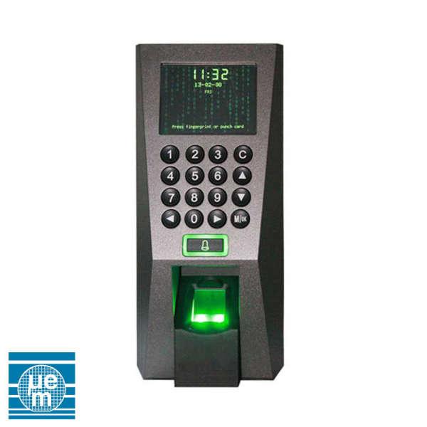 TOEGANGSCONTROLE BIOMETRIC +RFID, 1 DEUR