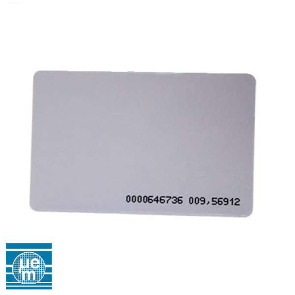 PROXIMITY CARD, ISO, MET N°, VOOR ZKTECO, WIT