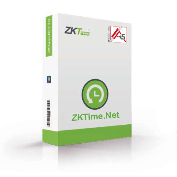 SOFTWARE TIME & ATTENDANCE, LICENCE 5 JAREN / 50 TERMINALS, 1000 USERS