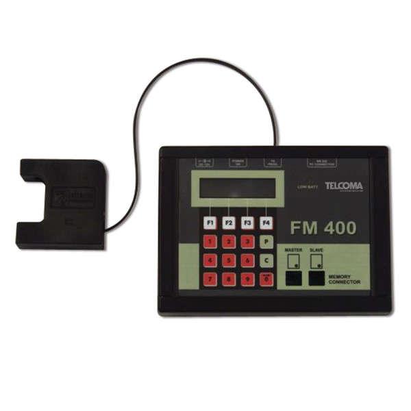 PRG FM400 ELEKTRONISCHE PROGRAMMER VOOR FM400,SOFTWARE SOFTFM400+VOEDING