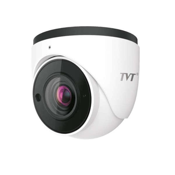 DOME D/N WP HD-TVI/AHD/CVI/CVBS, 1080P, 2.8-12MM, TRUE WDR, 12V, IR50M