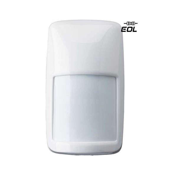 DUAL TEC 16X22M 90°, PLUG-IN APPROACH CONNECTOR, +EOL RESISTORS