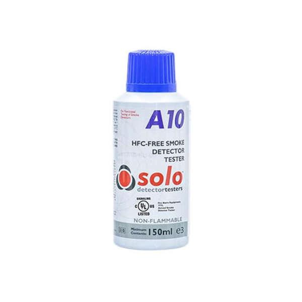 SOLO-SMOKE A10 - TESTPRODUCT VOOR TESTEN VAN ROOK DETECTORS