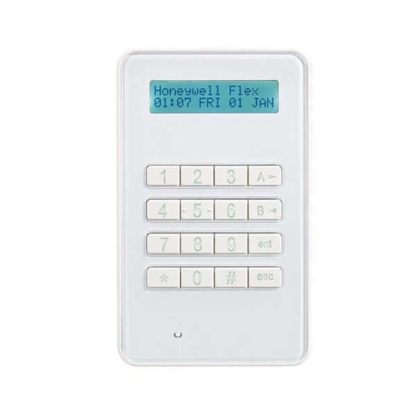 LCD KLAVIER MET 2X16 KARAKTERS, VOOR GALAXY