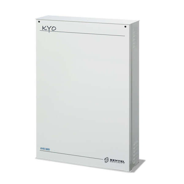 KYO 8 ZONES,5 OUT,4 GRP,METAAL BOX,DIGIT TRANS, RS-232, PSU 1,5A