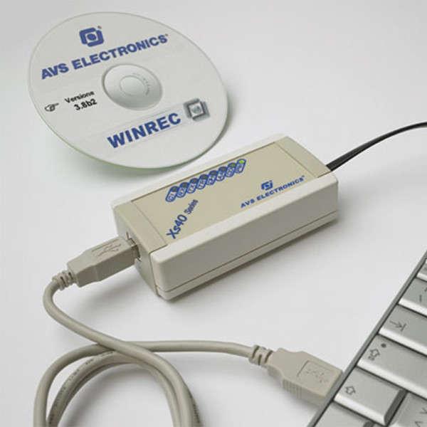 XS40U USB-485 INTERFACE VOOR ADVANCE, CONCORDE, LOGITEL & EUROPANEL