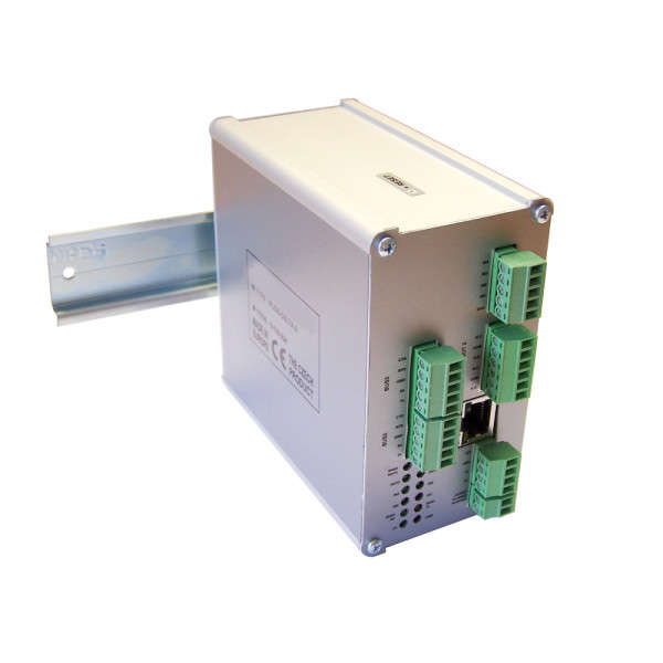 CAMERA CONTROLER MODULE VOOR PTZ DOMES, 1XLAN 2XRS232 1XRS485 4IN 2OUT