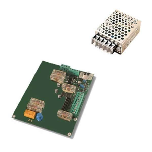 VOEDING 3,4A VOOR CENTRALES XTREAM, VOEDING+PCB RS485