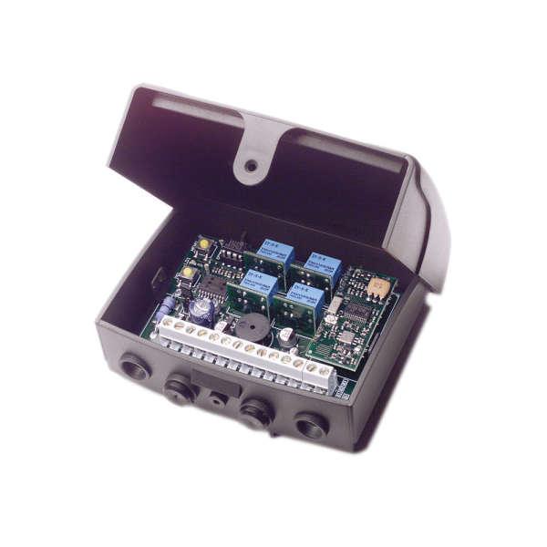 ONTVANGER S449 FM 1 - 4 KANALEN,433 MHZ,ROLL CODE,300 CODES +1 SP1/NO
