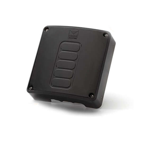 RADIO SAFE 868 MHZ VASTE TRANSCEIVER VOOR ONTVANGST 8 MOB. RADIOSAFE