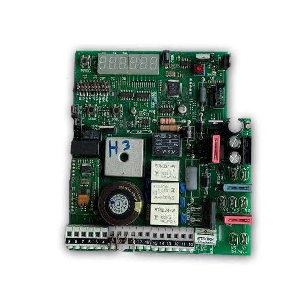 BESTURINGSPRINT VOOR SL324 MOTOR MODEL ZONDER LCD
