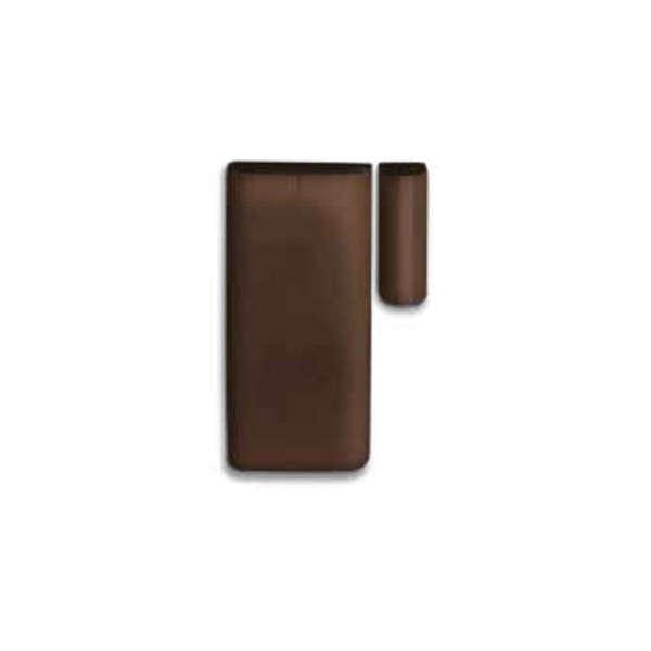 DRAADLOOS MAGNEET CONTACT BIDIR. 868 MHZ +SCHOK +2 AUX, BRUIN