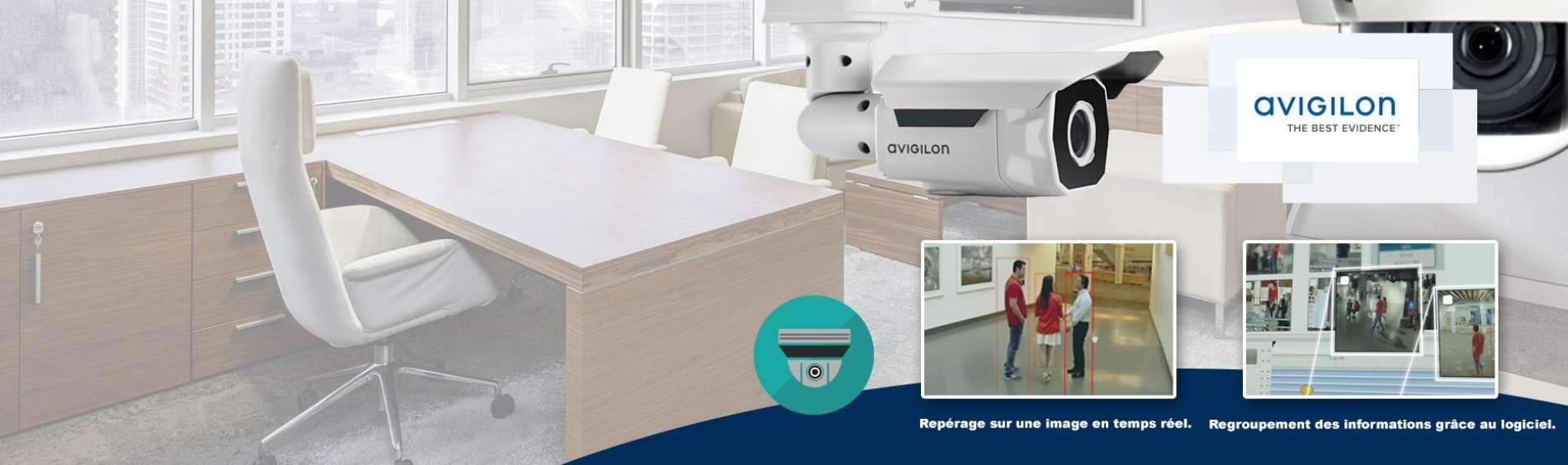 NEW Avigilon <br>Appearance Search ™<br> Technology - Reveal