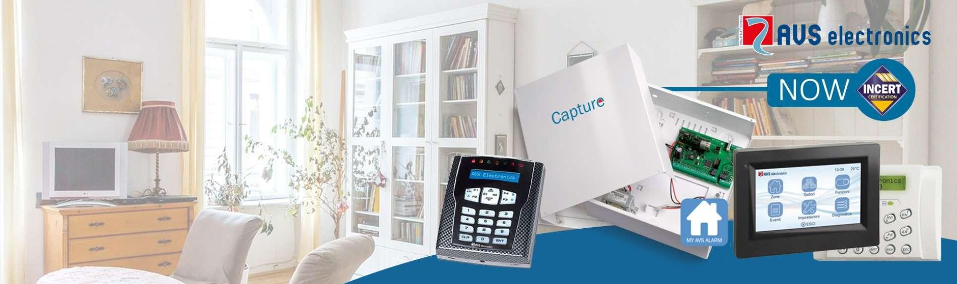 CAPTURE - AVS Electronics